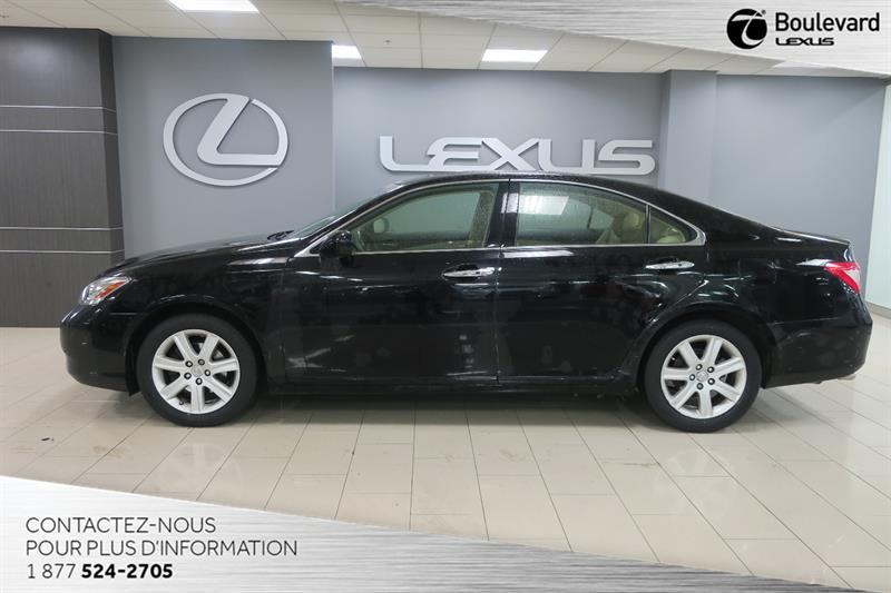 Lexus ES 350 2009 CUIR NAVIGATION #600731A