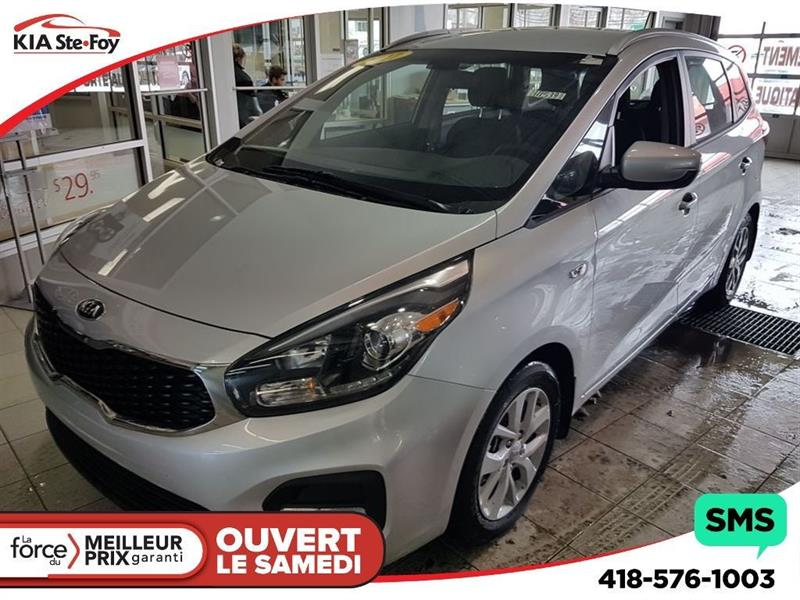 Kia Rondo 2017 **LX 7 PASSAGERS** A/C * CRUISE * BLUETOOTH * #171510N