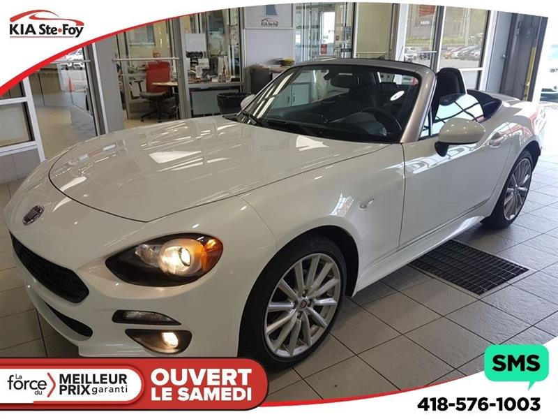 Fiat 124 Spider 2017 **LUSSO** AT * * TURBO * #181058B