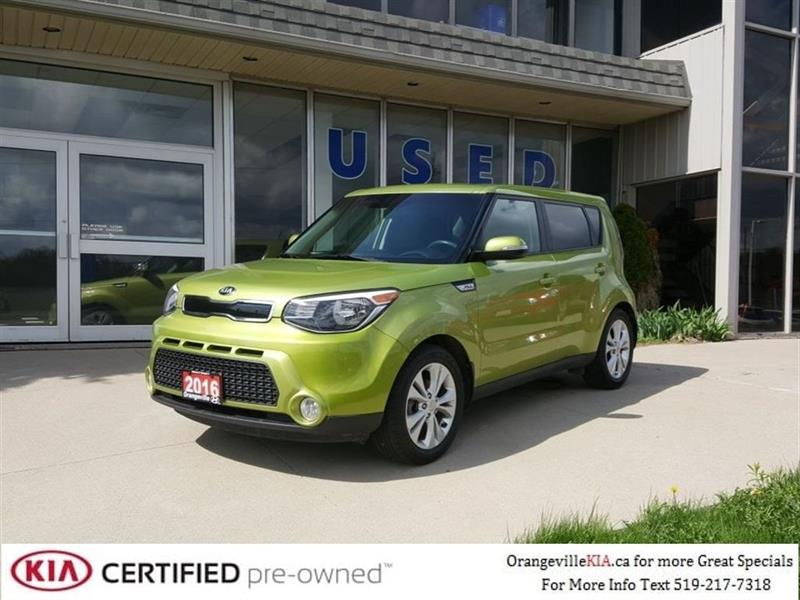 2016 Kia Soul EX Automatic - Trade-In #87034A