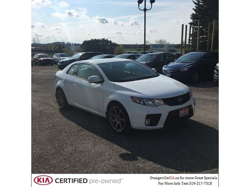 2013 Kia Forte Koup EX Automatic - Trade-in #85032A