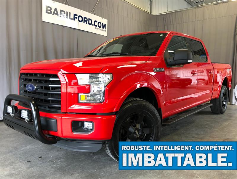 Ford F-150 2015 4WD SuperCrew 157 #C6754