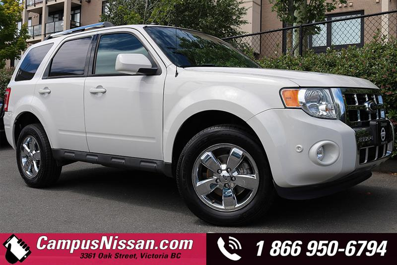 2012 Ford Escape Limited #8-F218A