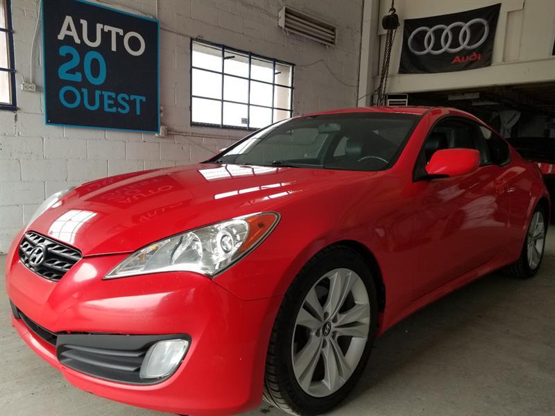2010 Hyundai Genesis Coupe 2dr I4 #A-18019