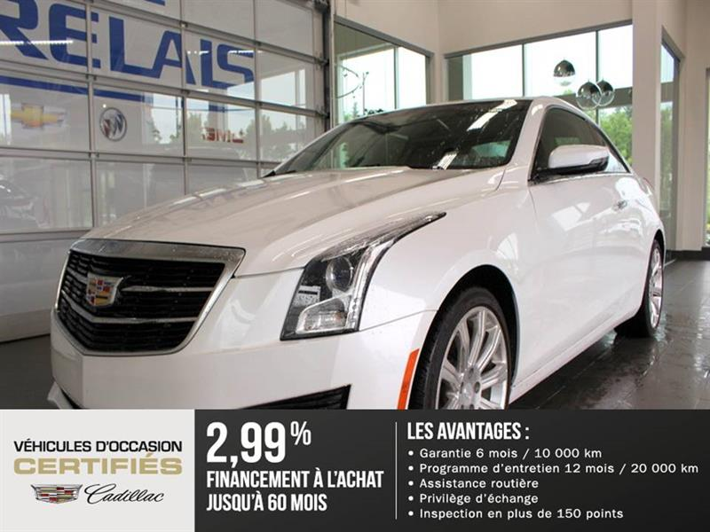 Cadillac ATS Coupe 2015 2dr Cpe 2.0L Standard AWD #82051