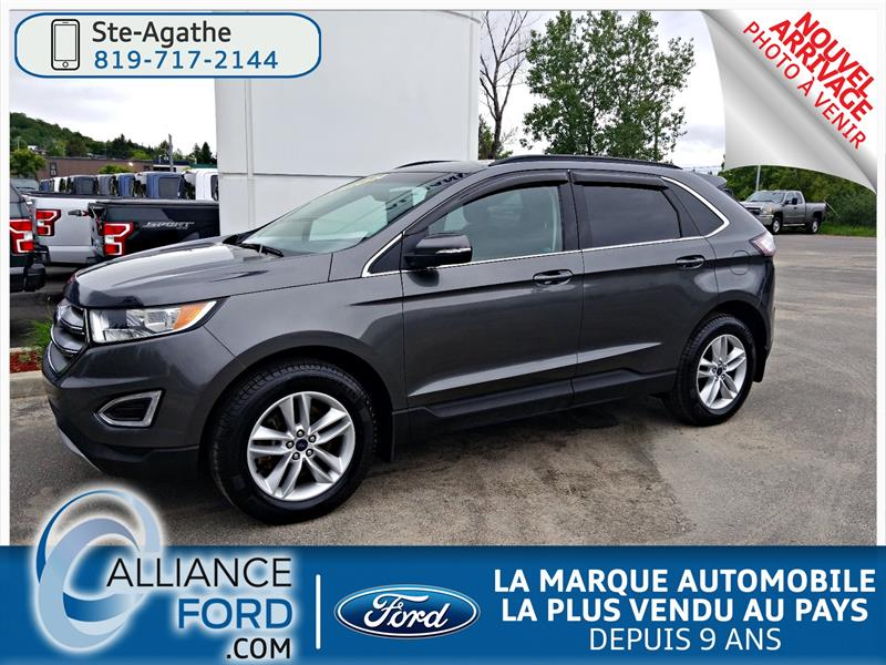 Ford EDGE 2016 4dr SEL AWD #c3010