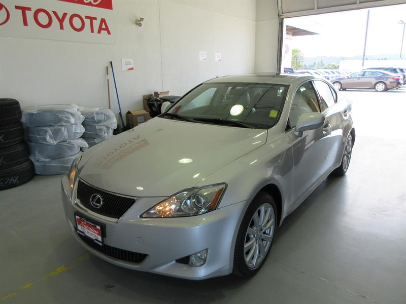 2008 Lexus IS 250 4dr Sdn Auto AWD #19943A