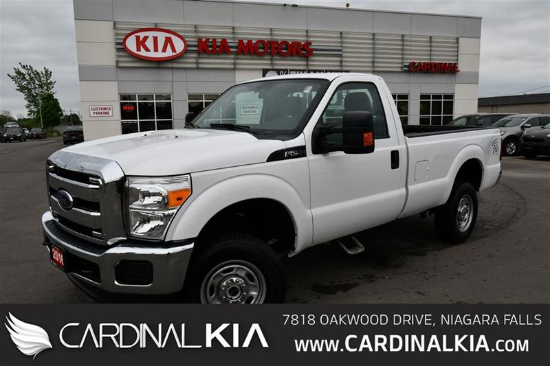 2016 Ford F-250 XL SUPER DUTY   4X4   6.2L   SUPER CLEAN! #7044