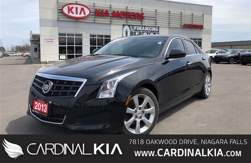 2013 Cadillac ATS 2.5L   LEATHER   MOONROOF   BOSE AUDIO! #7055A