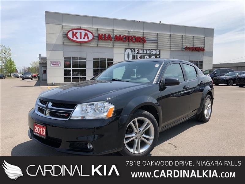 2013 Dodge Avenger SXT   ALLOYS   BLUETOOTH   CRUISE! #SR18052A