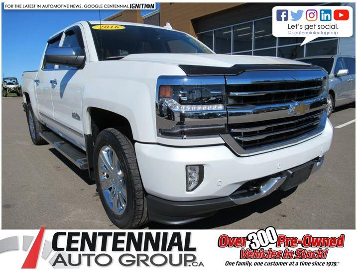 2016 Chevrolet Silverado 1500 High Country Crew Cab | 5.3L V8 4x4 #U8438