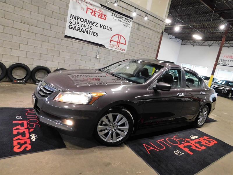Honda Accord Sedan 2011 4dr V6 Auto EX-L #4003