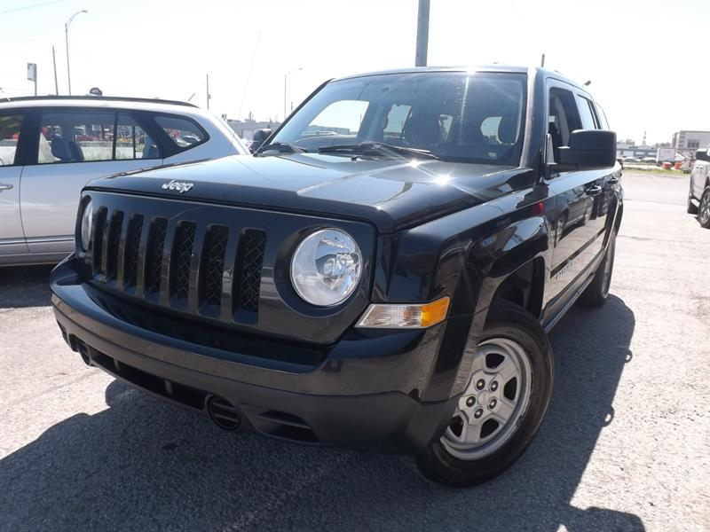 Jeep Patriot 2011 North 4x4 #705039