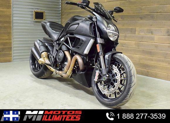 Ducati Diavel Dark ABS 2013