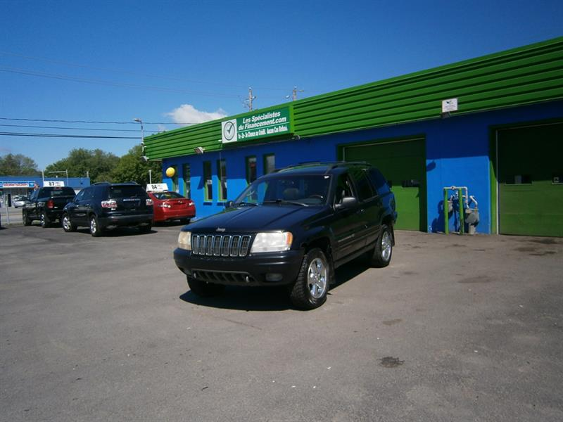 Jeep Grand Cherokee 2003 4dr Overland 4WD #18-007
