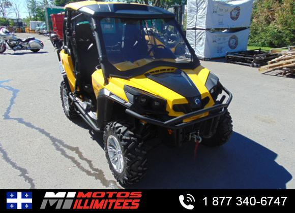 Can-am Commander 1000 XT 2011