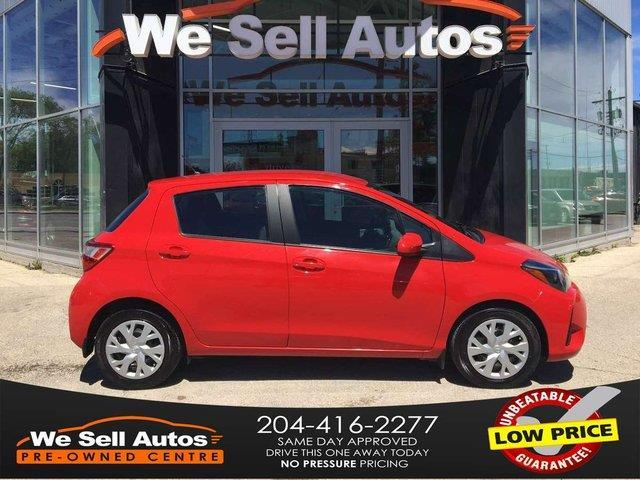 2018 Toyota Yaris Hatchback LE #18TY87047