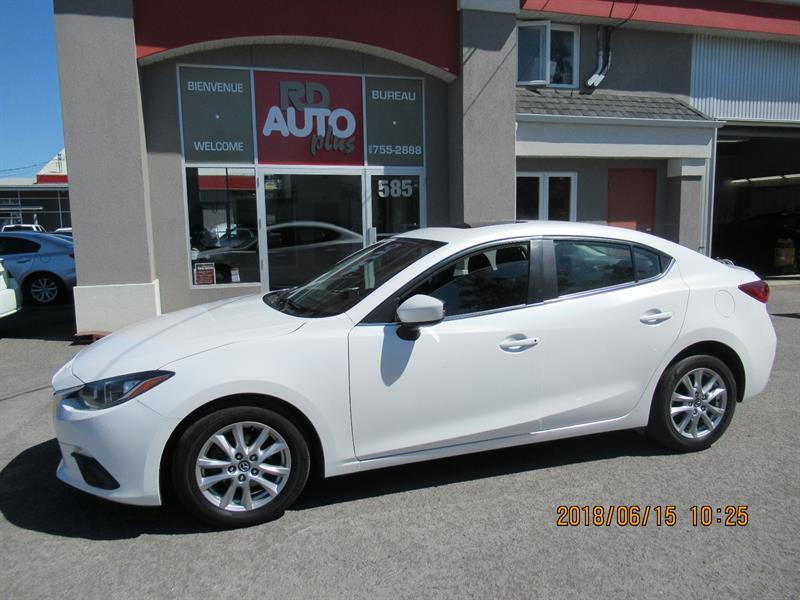 Mazda MAZDA3 2014 NAVIGATION **GR SPORT** #9819