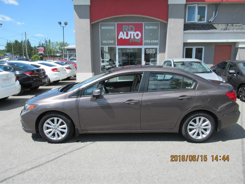 Honda Civic 2012  EX #9816