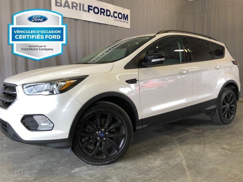 Ford Escape 2017 4WD 4dr Titanium #C6755
