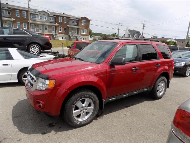Ford Escape 2011 XLT #AD6472