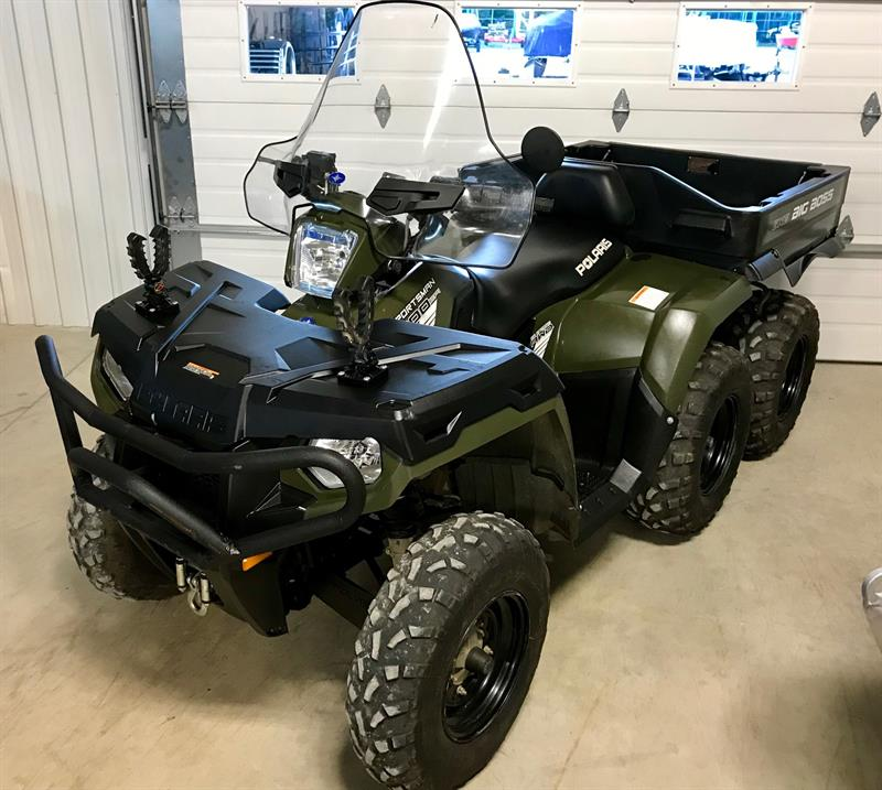 Polaris Sportsman 800 Big Boss 6x6 2014
