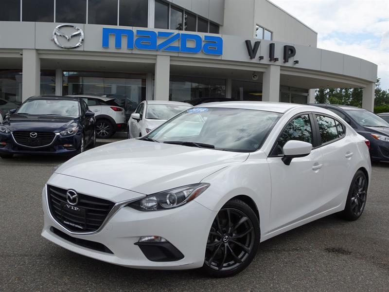 """2016 Mazda MAZDA3 Eibach lowering springs 18"""" Mazda M011 wheels with #L61701"""