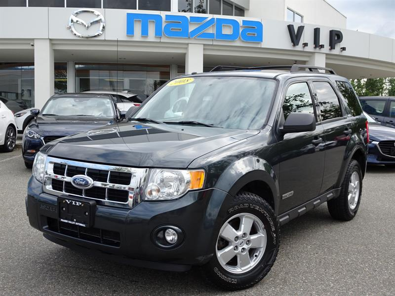 2008 Ford Escape XLT, AUTO #8027A