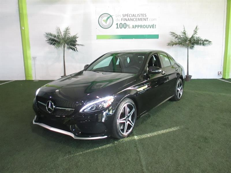 Mercedes-Benz C-Class 2017 4dr Sdn AMG C 43 4MATIC #2176-03
