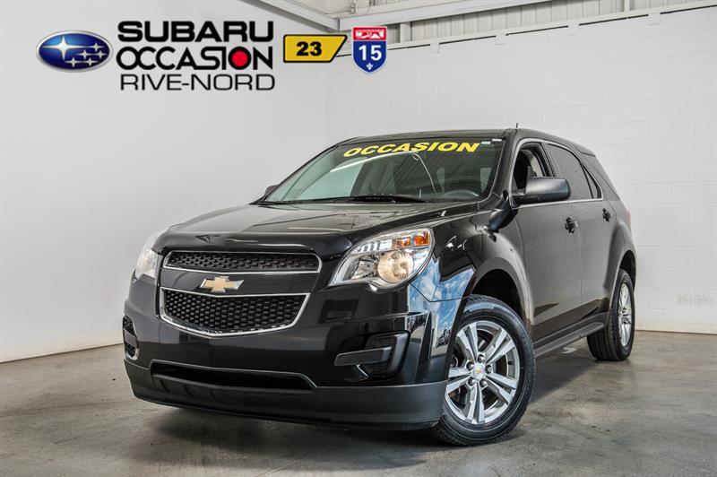 Chevrolet Equinox 2013 LS MAGS+BLUETOOTH #180923A