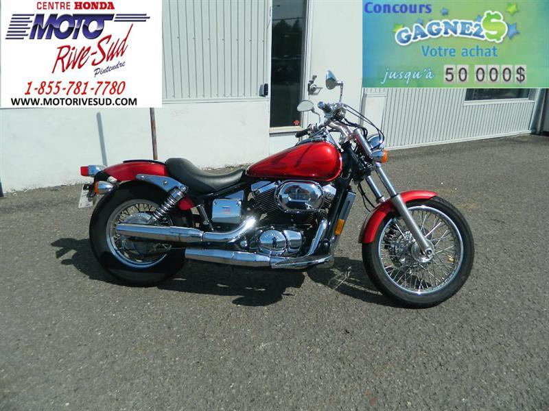 honda vt 750 d moto 2003 occasion vendre pintendre moto rive sud. Black Bedroom Furniture Sets. Home Design Ideas