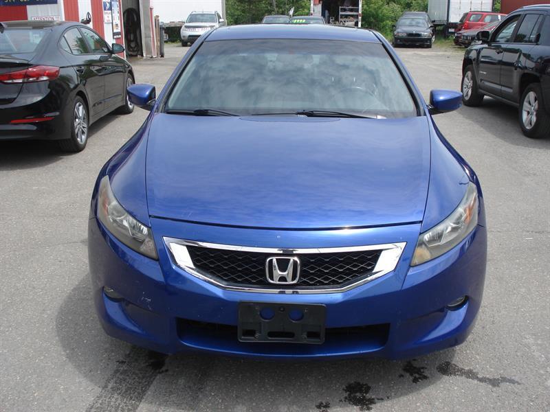 Honda Accord Cpe 2008