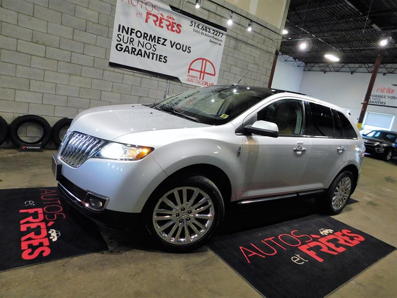 Lincoln MKX 2011 AWD 4dr #2280