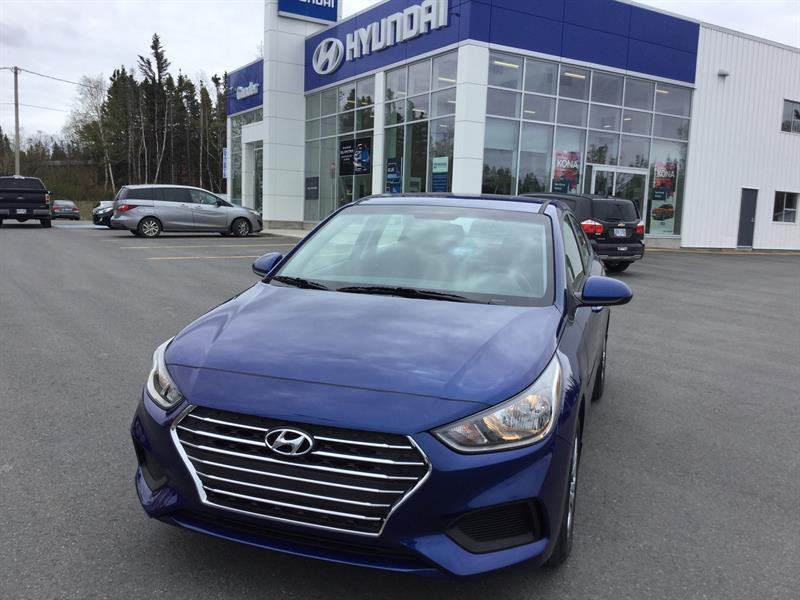2018 Hyundai Accent LE #AC8001