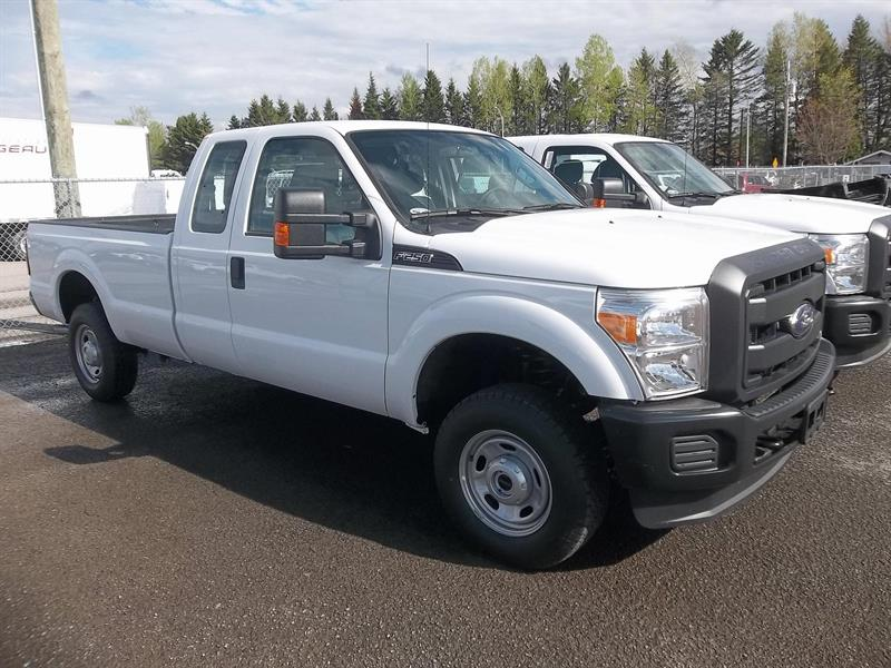 Ford F-250 2016 SUPER DUTY XL SUPERCAB