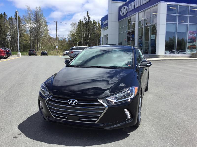 2018 Hyundai Elantra GLS #EL8041