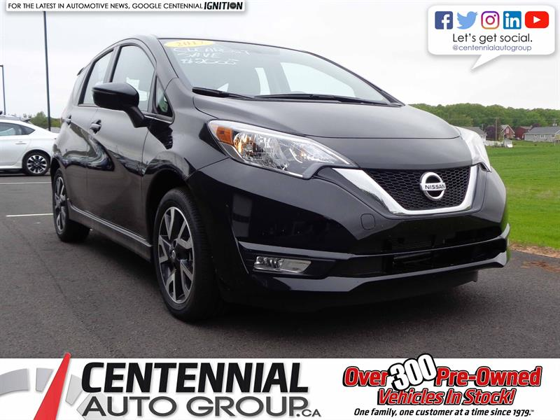 2017 Nissan Versa Note NEW | SR | SAVE THOUSANDS |  #S17-183