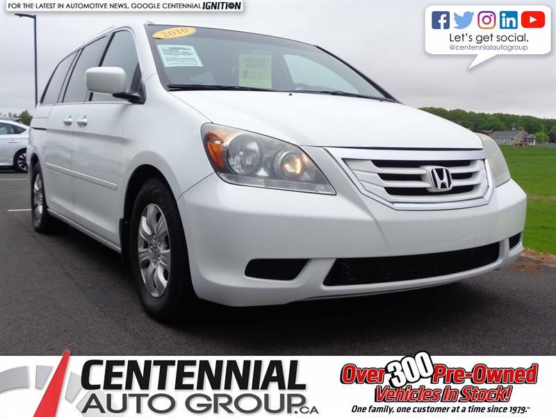 2010 Honda Odyssey SE | V6 | Rear Entertainment System #SP17-038A