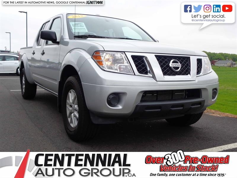 2018 Nissan Frontier SV 4WD | Backup Camera | Bluetooth |  #SP18-009