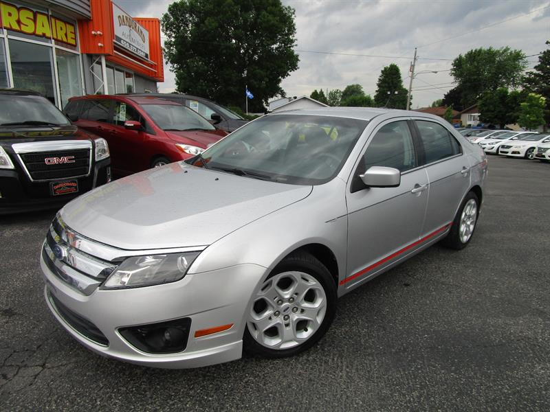 Ford Fusion 2011 4dr Sdn I4 SE FWD #2180G