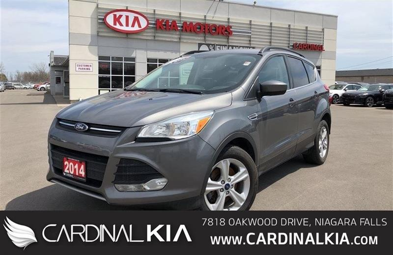 2014 Ford Escape SE   AWD    MEDIA CTR + BACKUP CAM   HEATED SEATS! #7047