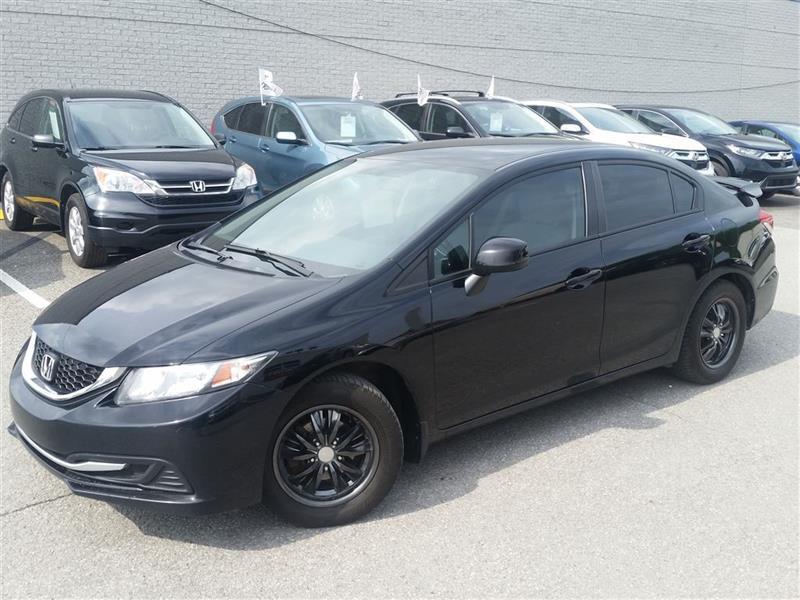 Honda Civic 2013 LX MANUELLE AIR 78.76*$/2sem #U1367