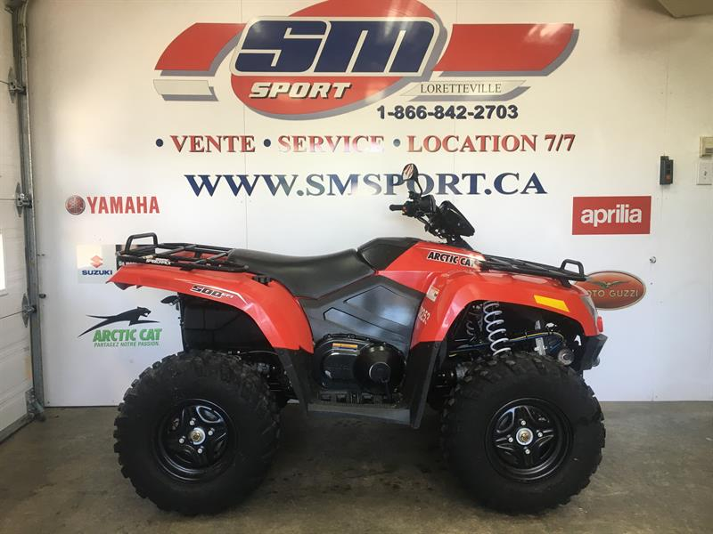 2017 Arctic Cat 500G #38253