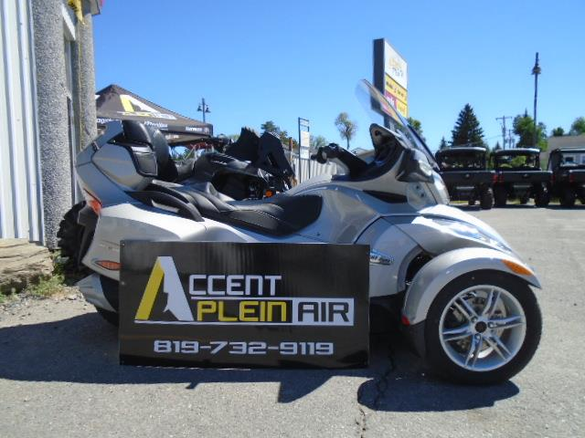Can-am Spyder RT 2010