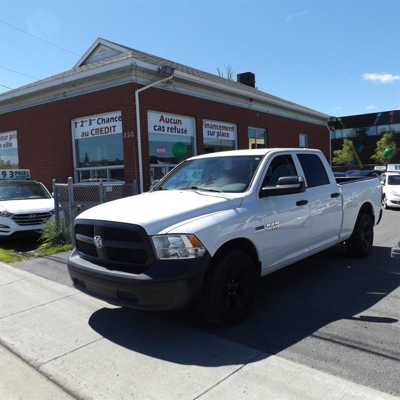 Ram 1500 2015 Ecodiesel 4WD Crew Cab 149 Tradesman #2258-05