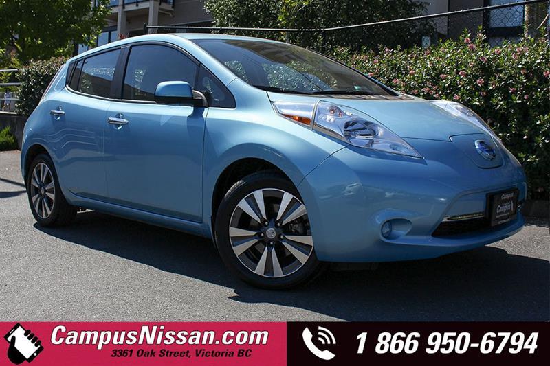 2015 Nissan Leaf SV Premium-Tech #JN2899