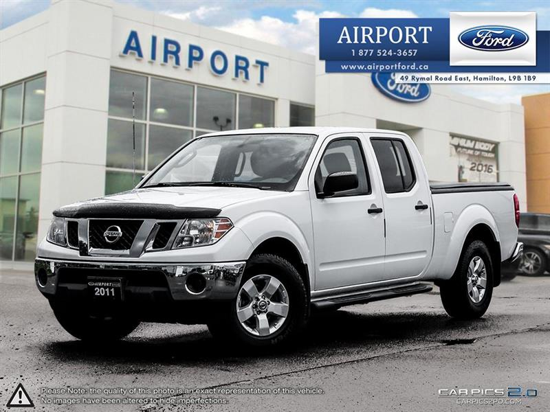 2011 Nissan Frontier SV 4WD with only 86,461 kms #A80583
