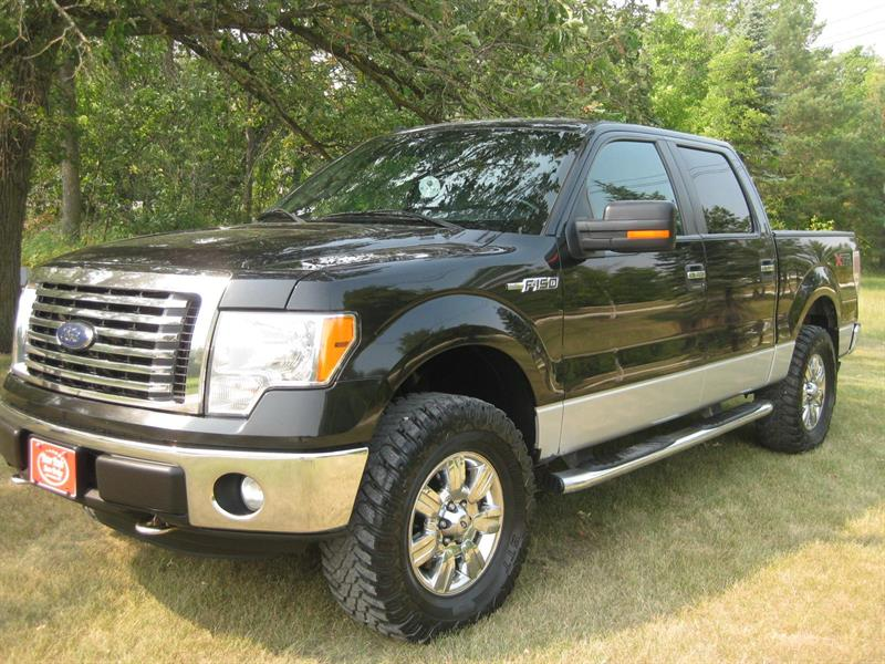 2012 Ford F-150 XLT SUPERCREW 2 Owners #P  3998