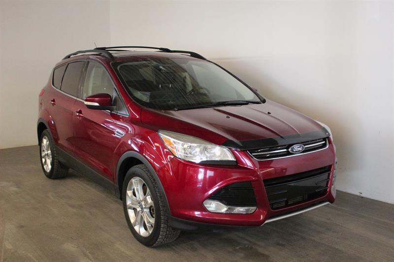 Ford Escape 2013 SEL **AWD** TOIT CUIR GPS #U3478A