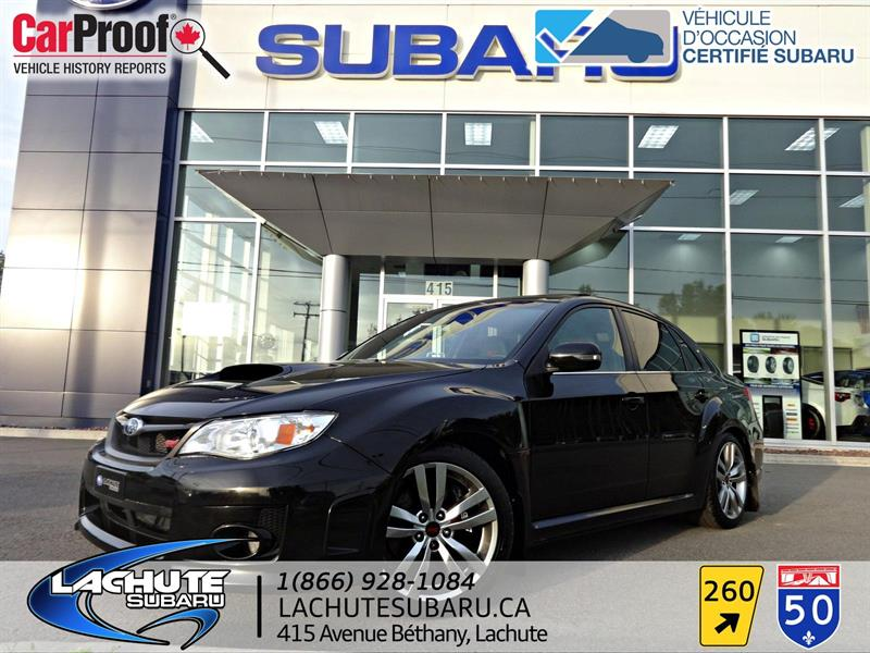 Subaru STI    TSURUGI  CUIR , TOIT OUVRANT 2014 STI #A2006